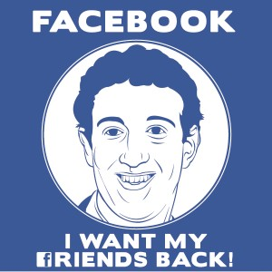 I Want My Friends Back Facebook Promoted Posts Controversy