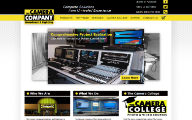Camera Company Screenshot