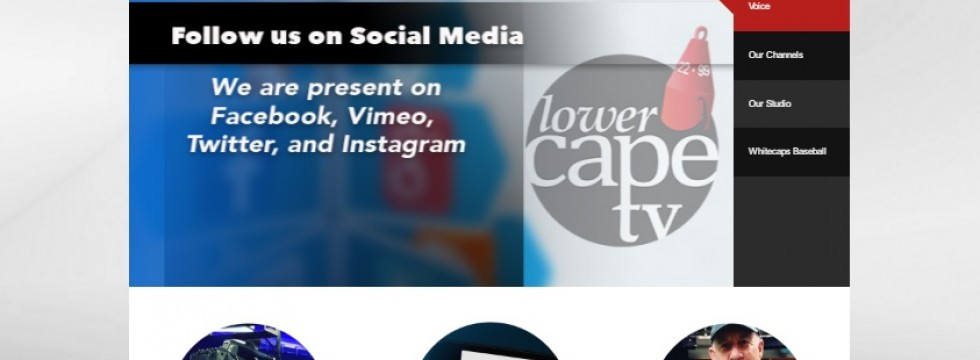 Lower Cape TV Home Page