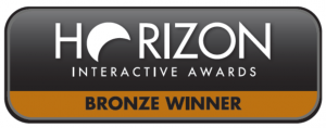 Horizon Interactive Award Bronze